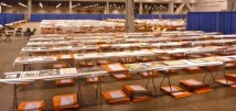 lined up tables 2