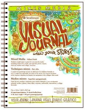 v03611000000-st-01-strathmore-visual-journal-mixed-media