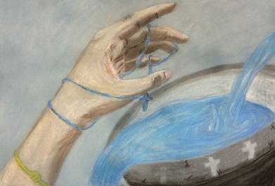 Hands Angel Naranjo