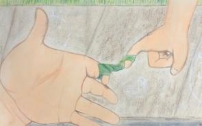 Hands Beatrice Galdmez
