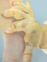 Hands Lili Morales