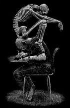 skeleton double thinker
