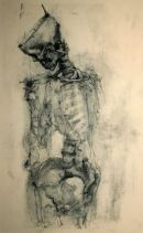 skeleton partial