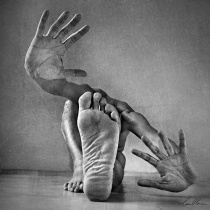 feet and hands