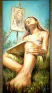 outdoor artist
