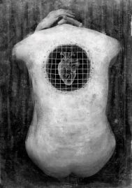 caged heart