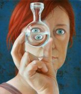 eye through the looking glass