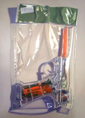 inside outside evidence bag
