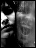 inside outside reflection of face