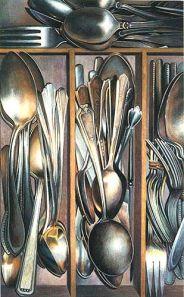 order disorder silverware