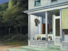 seven-am edward hopper 1948