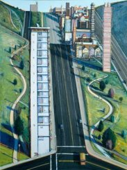 Wayne-Thiebaud-down-18th-street