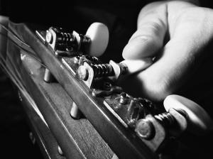 Guitar No. 1 , 2014. Digital Print.