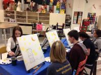 northern high school art club ptg party 3