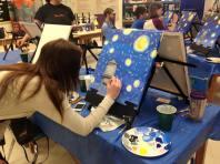 northern high school art club ptg party 4
