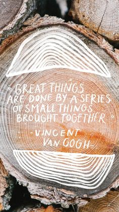 great things quote
