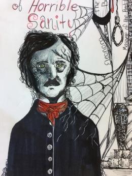 Poe detail 3 - Emily