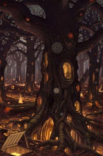 tree house of time