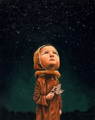 child and space