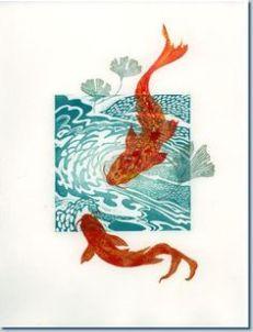 koi fish CT