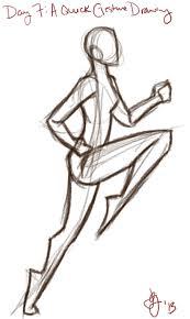 gesture drawing 3