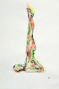 gesture drawing 4