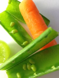 peas + carrot with grape 3