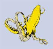 banana octopus