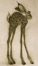 bunny giraffe