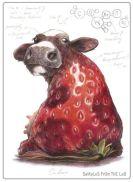 cow strawberry