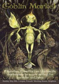 Brian Froud Goblin Market Cover
