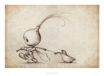 Brown Onion Goblin