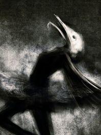 dancing monster