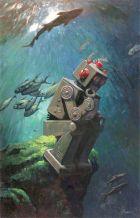 Eric Joyner Submerged
