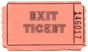 exit ticket 2
