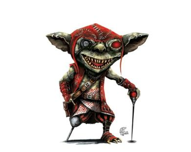 goblin pirate
