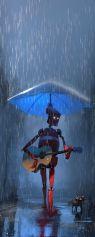 Guitar Hero by Goro Fujita