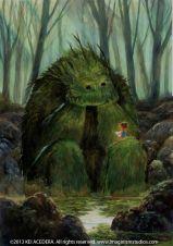 Kei Acedera Imagism Studios Monster