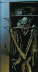 Michael Whelan The Boogeyman In Your Closet