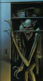 Michael Whelan The Boogeyman In Your Closet