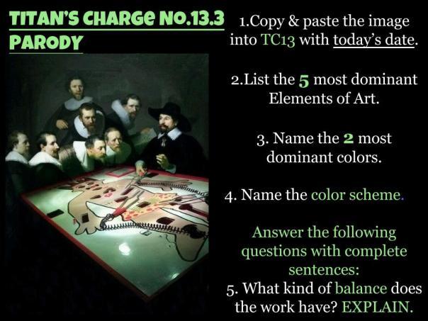 TITAN's Charge No.13 (3)