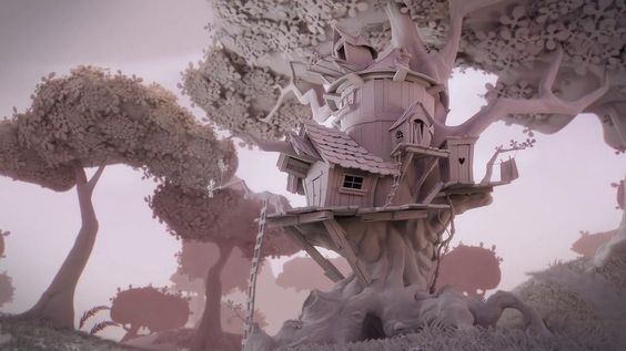 tree house of ivory