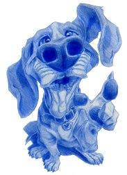 beagle super stink warrior