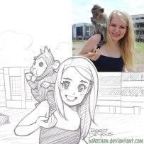 monkey pet robert de jesus