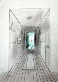 surrealistic interior 1 pt