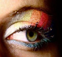 human eyes 14