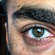 human eyes 21