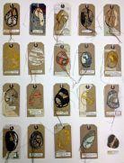 pebbles on tags