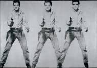 Andy Warhol - Triple Elvis