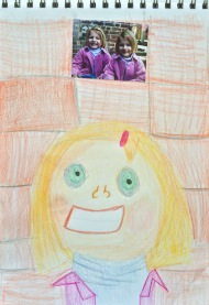 SKBK cartoon Class of 2019 Olivia